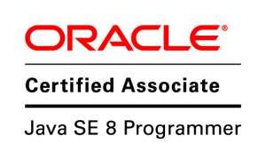 Oracle JAVA 8 Certification Logo